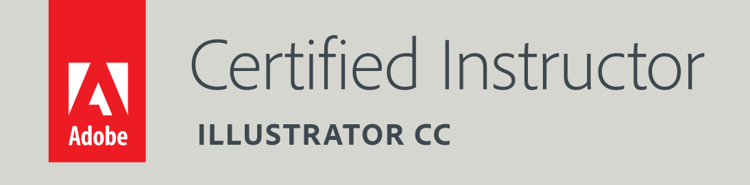 Adobe Certified Instructor, Illustrator CC